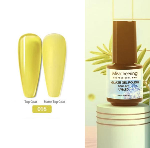 Misscheering 8 ml glaze gel polish -016 picture
