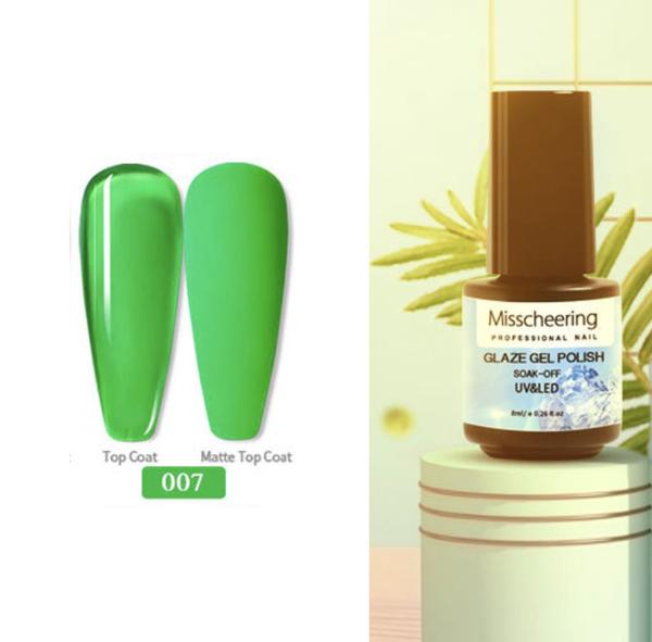 Misscheering 8 ml glaze gel polish -007 picture