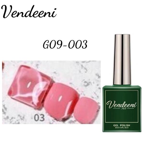 15 ml vendeeni uv led gel nail polish g-09-no 3 picture