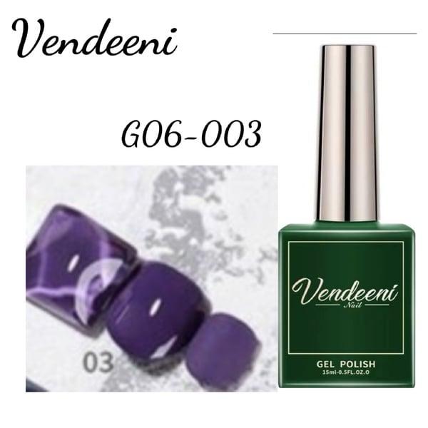 15 ml vendeeni uv led gel nail polish g-06-no 3 picture