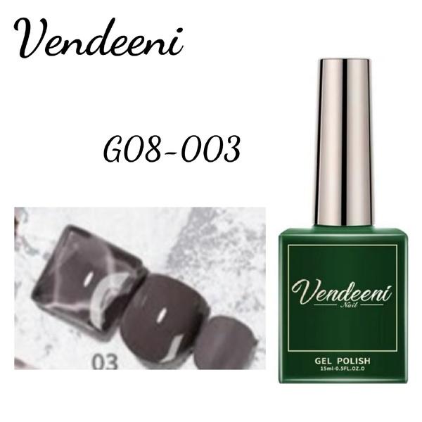 15 ml vendeeni uv led gel nail polish g-08-no 3 picture