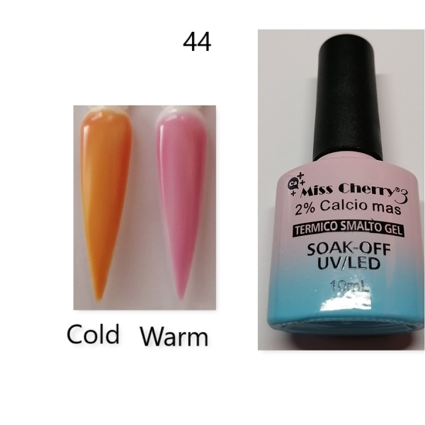 Miss cherry 10 ml color uv/led changing gel n44 picture