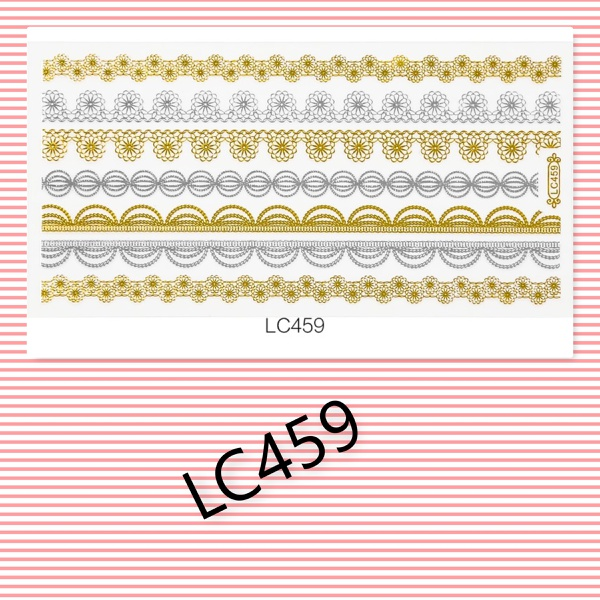 Nail art stickers -lc picture