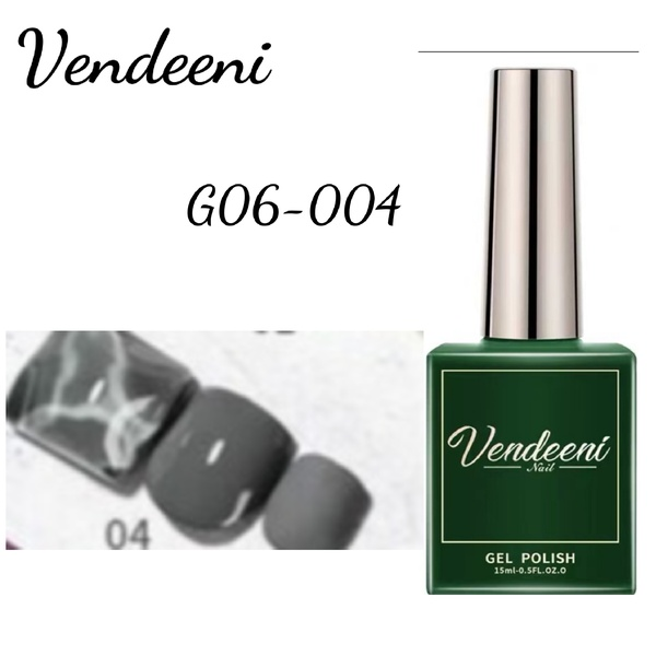 15 ml vendeeni uv led gel nail polish g-06-no 4 picture