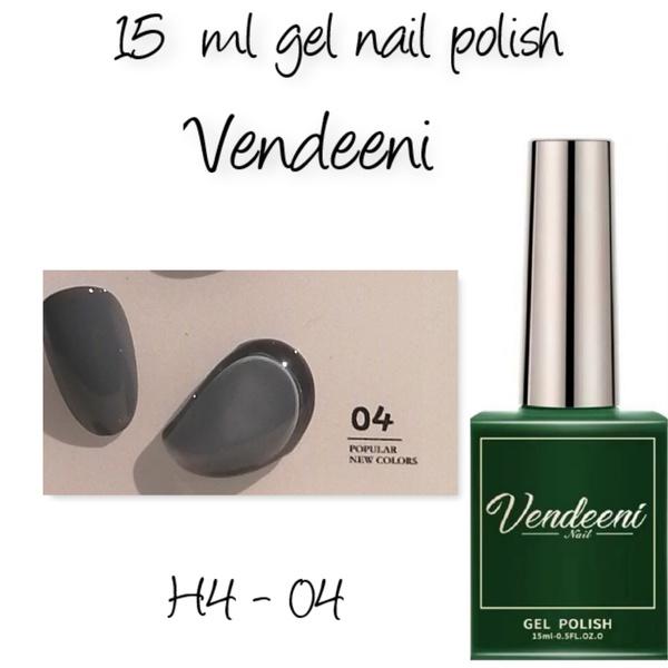 15 ml vendeeni uv led gel nail polish h4-04 picture