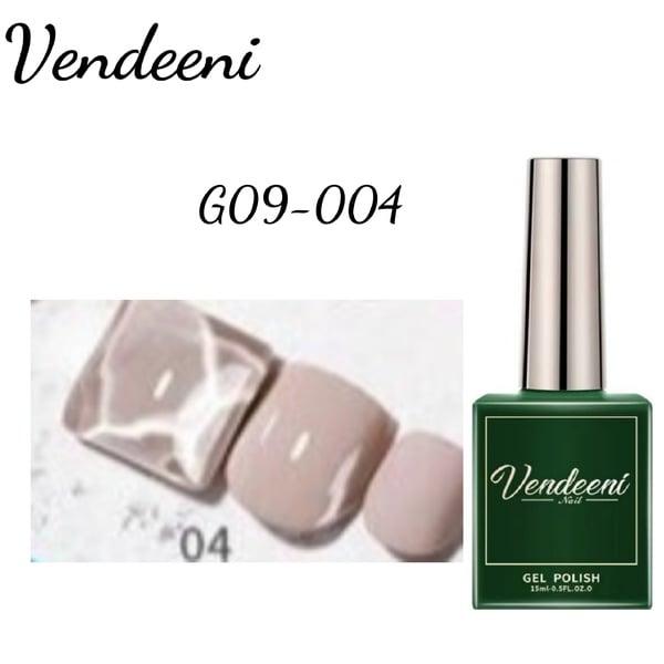 15 ml vendeeni uv led gel nail polish g-09 -no 4 picture
