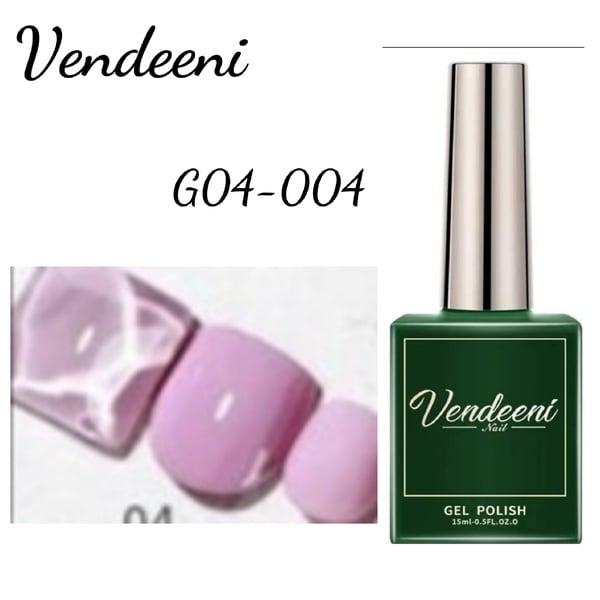 15 ml vendeeni uv led gel nail polish g-04-no 4 picture
