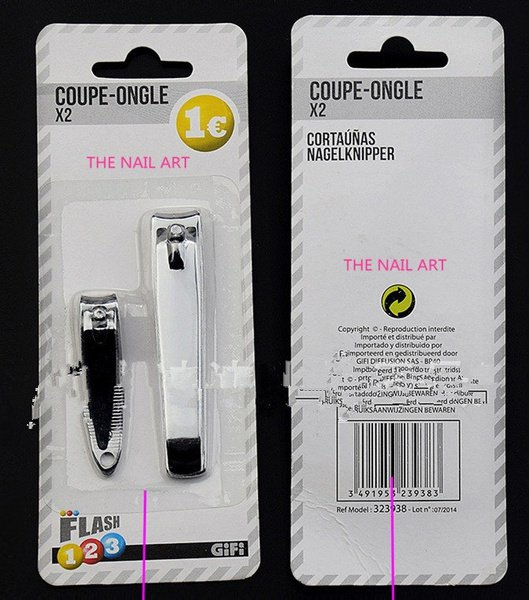 Nail clipper set picture