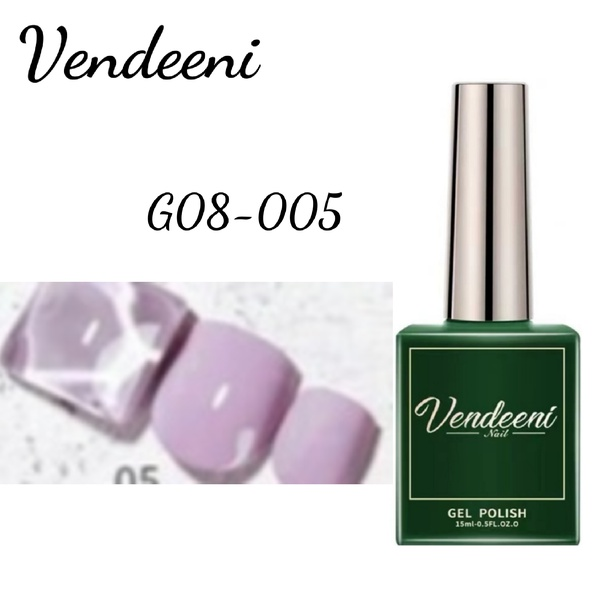 15 ml vendeeni uv led gel nail polish g-08-no 5 picture