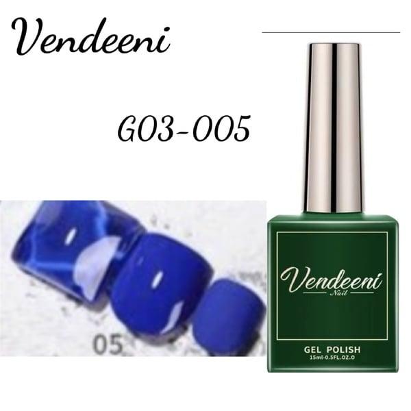 15 ml vendeeni uv led gel nail polish g-03-no5 picture