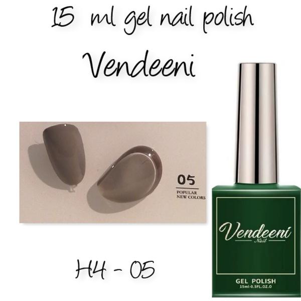 15 ml vendeeni uv led gel nail polish h4-05 picture