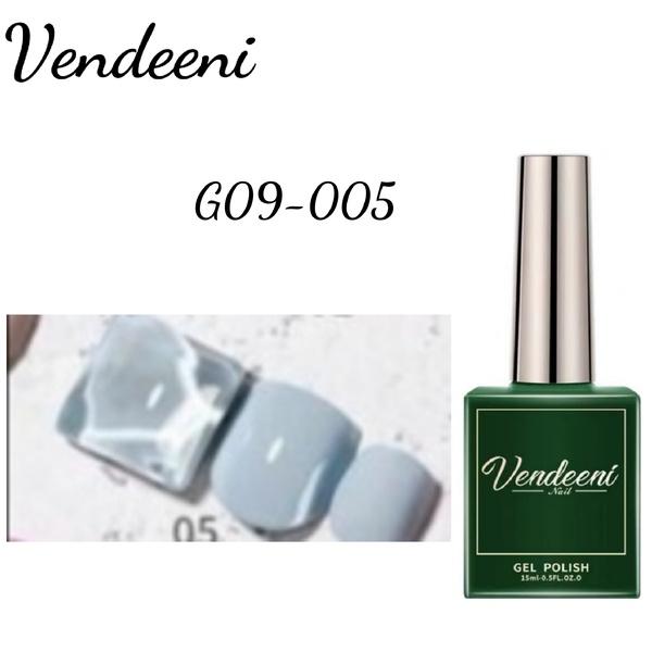 15 ml vendeeni uv led gel nail polish g-09 no5 picture