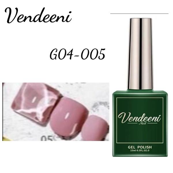15 ml vendeeni uv led gel nail polish g-04-no 5 picture