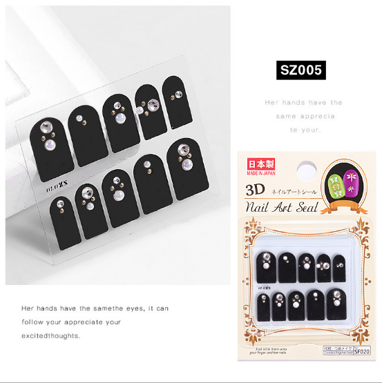 3d nail charms sz005 picture