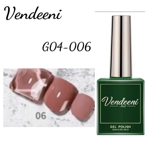 15 ml vendeeni uv led gel nail polish g-04-no 6 picture