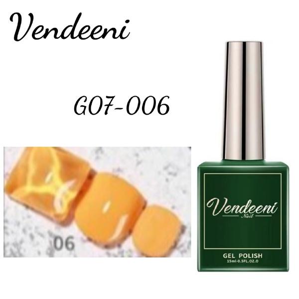 15 ml vendeeni uv led gel nail polish g-07-no 6 picture