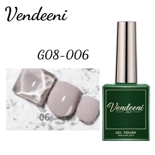 15 ml vendeeni uv led gel nail polish g-08-no 6 picture