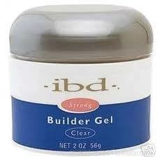 Ibd uv/led builder gel 56g clear picture