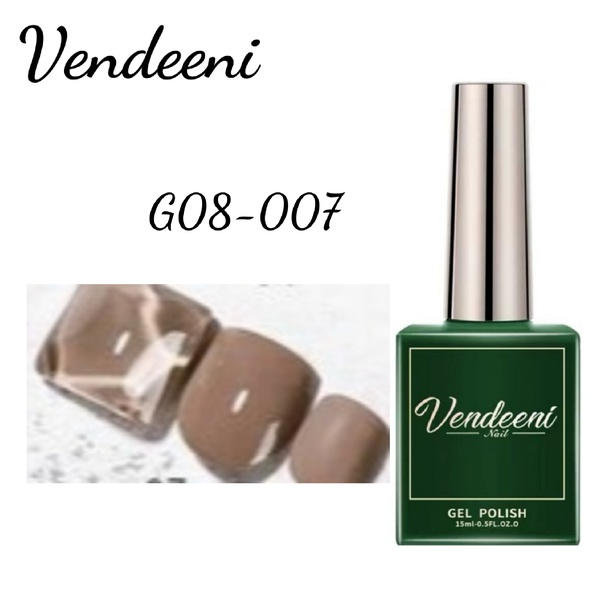 15 ml vendeeni uv led gel nail polish g-08-no 7 picture