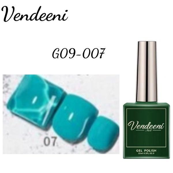 15 ml vendeeni uv led gel nail polish g-09-no 7 picture