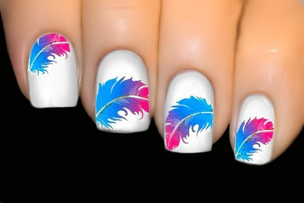 Water transfer nail sticker 1748 picture