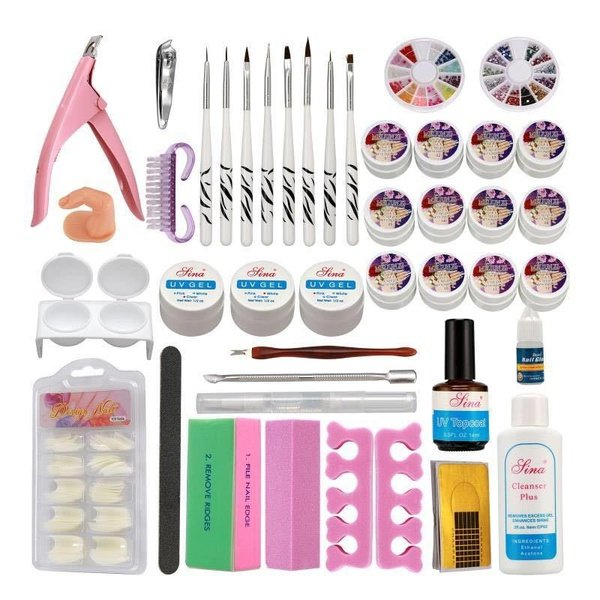 Gel kit without lamp picture