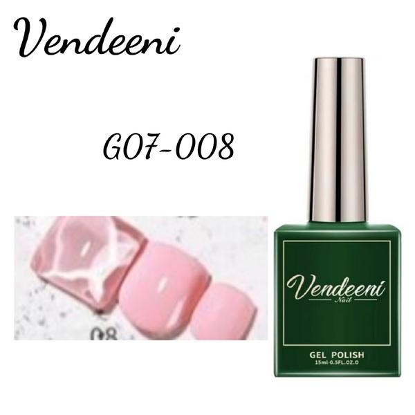 15 ml vendeeni uv led gel nail polish g-07-no 8 picture