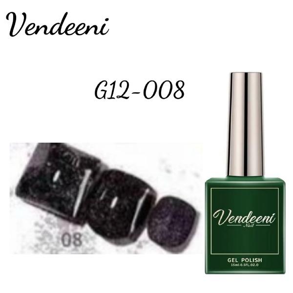 15 ml vendeeni uv led gel polish g-12-no 8 picture