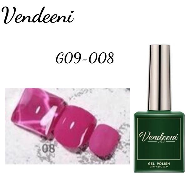 15 ml vendeeni uv led gel nail polish g-09-no 8 picture
