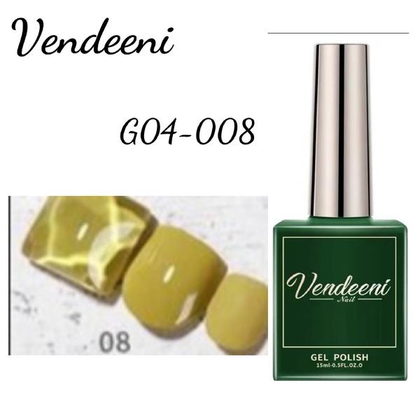 15 ml vendeeni uv led gel nail polish g-04-no 8 picture
