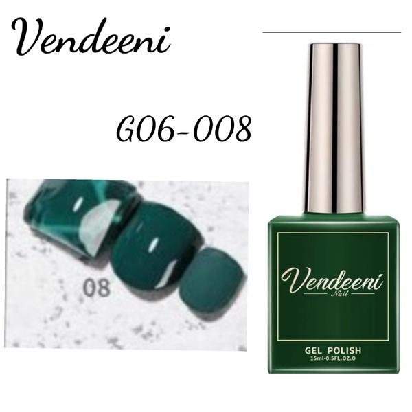 15 ml vendeeni uv led gel nail polish g-06-no 8 picture