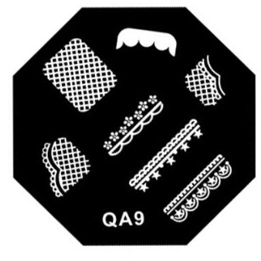 Stamping image plate qa09 picture