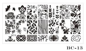 Image stamping plate - bc13 picture