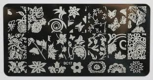 Image stamping plate - bc17 picture