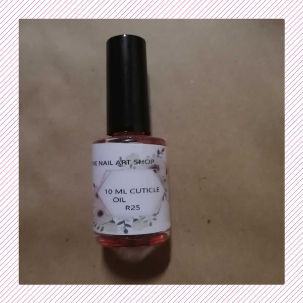 15 ml cuticle oil picture
