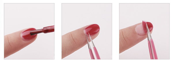 15 ml misscheering nail treatment base picture