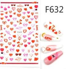 Nail sticker - f632 picture