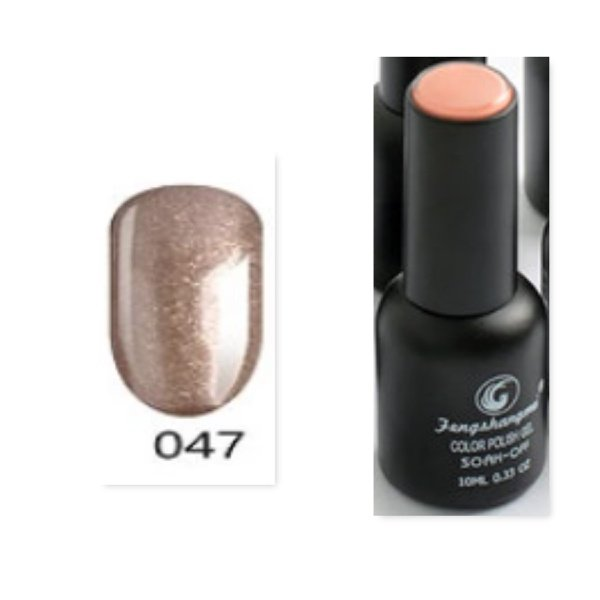 Fengshangmei 10 ml one step gel polish non wipe - no047 picture