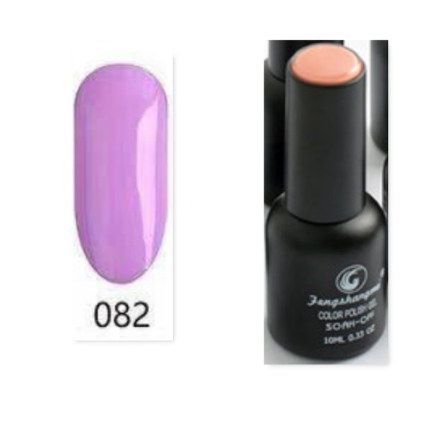 Fengshangmei 10 ml one step gel polish non wipe - no 082 picture