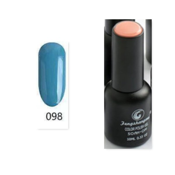 Fengshangmei 10 ml one step gel polish non wipe - no 098 picture