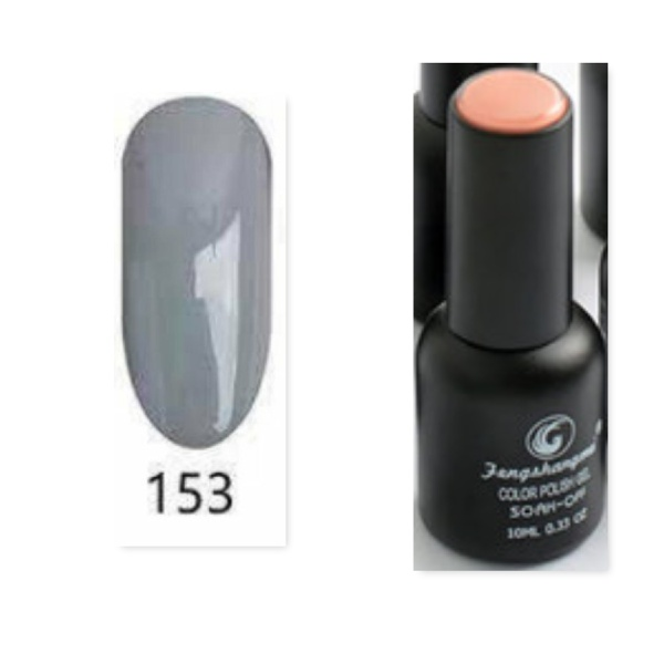Fengshangmei 10 ml one step gel polish non wipe - no 153 picture