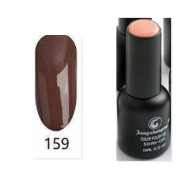 Fengshangmei 10 ml one step gel polish non wipe - no159 picture
