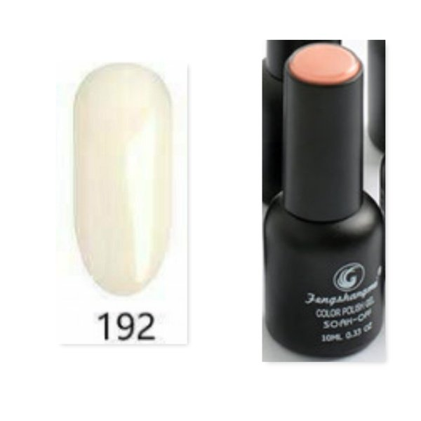 Fengshangmei 10 ml one step gel polish non wipe - no 192 picture