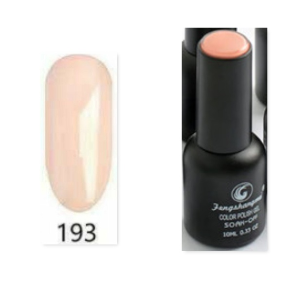 Fengshangmei 10 ml one step gel polish non wipe - no 193 picture