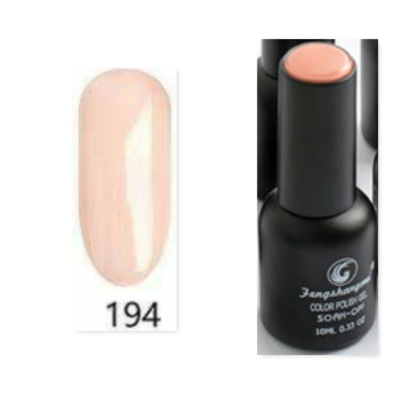 Fengshangmei 10 ml one step gel polish non wipe - no 0194 picture