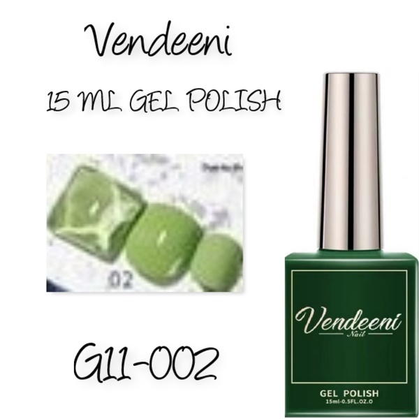 15 ml vendeeni uv led  gel nail polish g11-02 picture