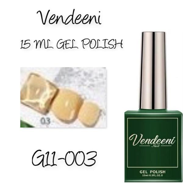 15 ml vendeeni uv led  gel nail polish g11-03 picture