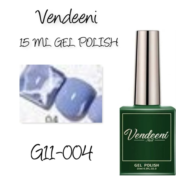 15 ml vendeeni uv led  gel nail polish g11-04 picture