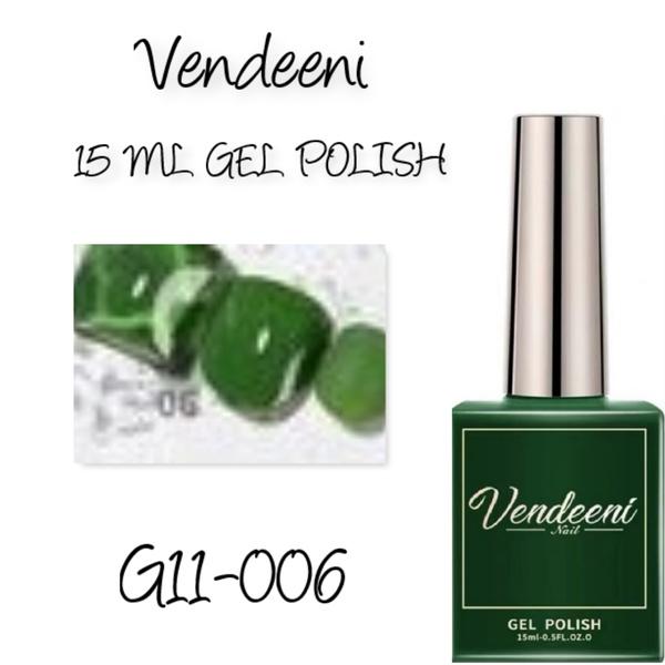 15 ml vendeeni uv led  gel nail polish g11-06 picture