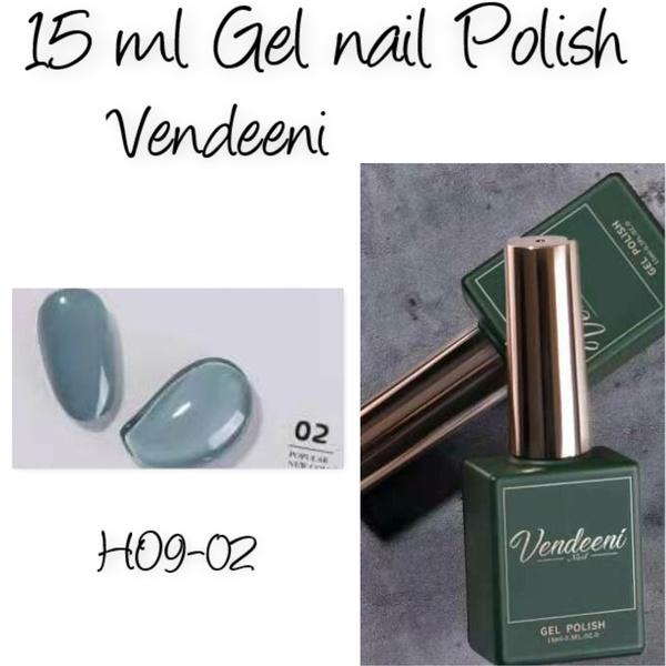 15 ml vendeeni uv/led gel nail polish  h09-02 picture